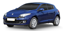 Mégane (Z/Facelift) 2012 - 2013